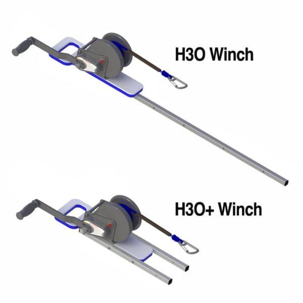 H3O-Manual-Winches